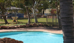 accommodation exmouth Yardie Homestead Caravan Park