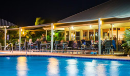 accommodation exmouth exmouth escape resort
